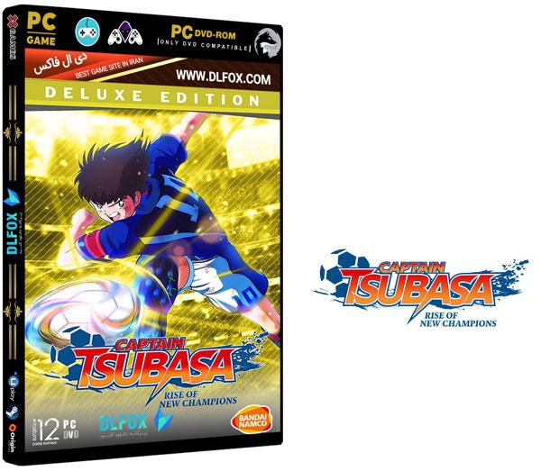 دانلود نسخه فشرده بازی Captain Tsubasa Rise of New Champions برای PS4