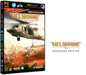 دانلود نسخه فشرده بازی شبیه ساز Heliborne Collection برای PC