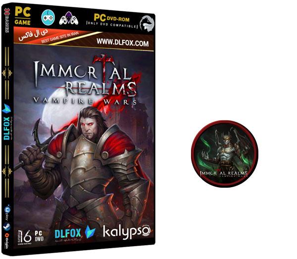 دانلود نسخه فشرده بازی Immortal Realms: Vampire Wars برای PC