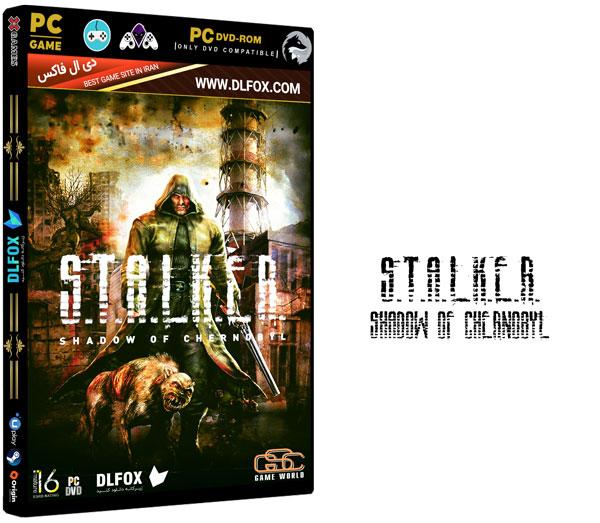 دانلود نسخه فشرده بازی S.T.A.L.K.E.R.: Shadow Of Chernobyl برای PC