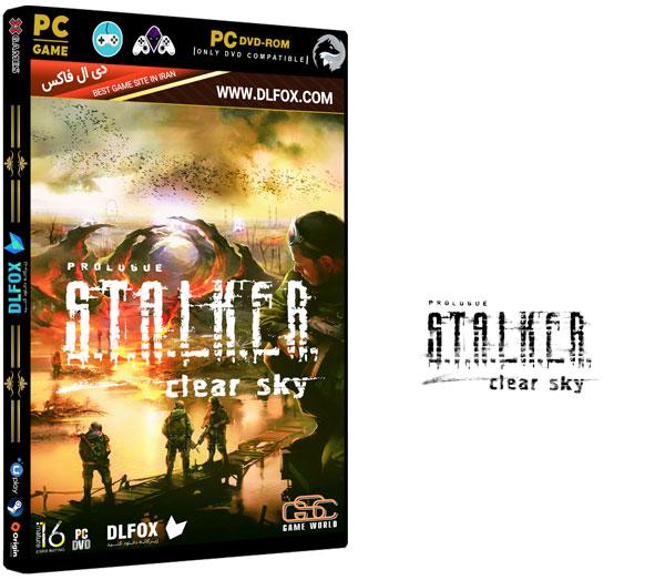 دانلود نسخه فشرده بازی Clear Sky S.T.A-L.K.E.R برای PC