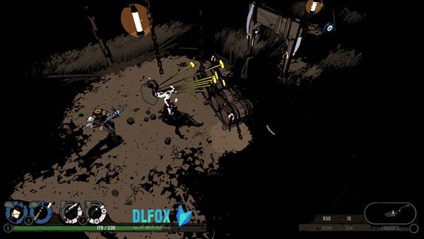 دانلود نسخه فشرده بازی West of Dead Wayfarin برای PC