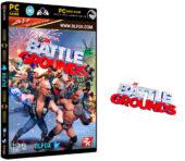دانلود نسخه فشرده بازی WWE 2K BATTLEGROUNDS برای PC