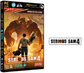 دانلود نسخه فشرده بازی Serious Sam 4 برای PC