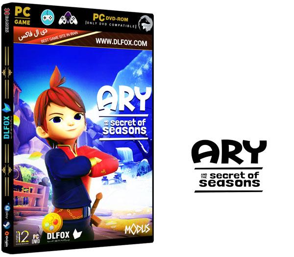 دانلود نسخه فشرده بازی Ary and the Secret of Seasons برای PC