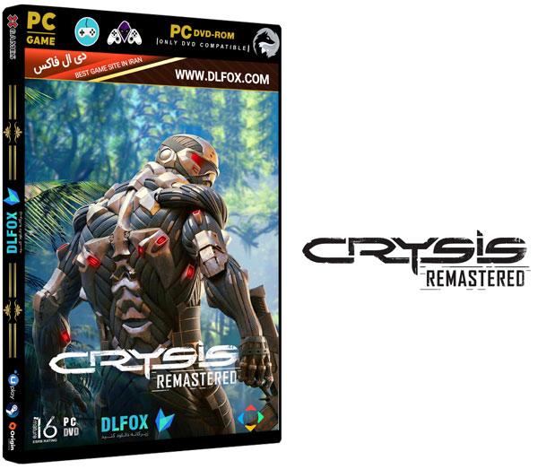 دانلود نسخه فشرده بازی CRYSIS REMASTERED برای PC