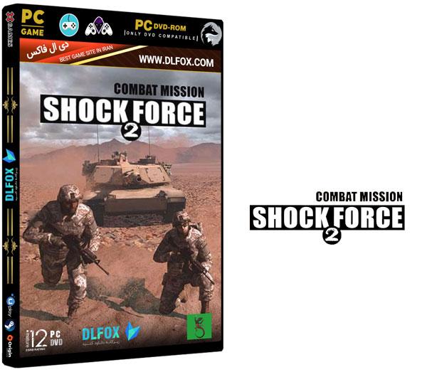 دانلود نسخه فشرده بازی Combat Mission Shock Force 2 برای PC