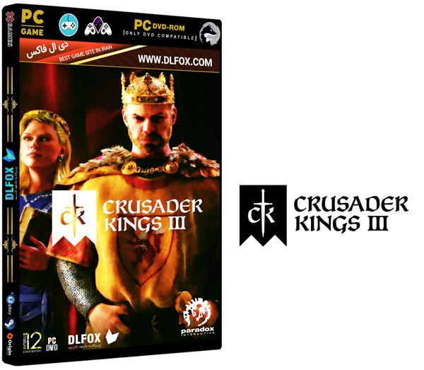 دانلود نسخه فشرده بازی Crusader Kings III – Royal Edition برای PC