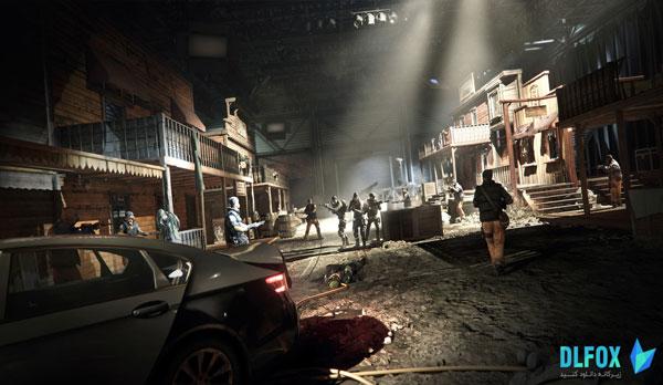 دانلود نسخه فشرده بازی Tom Clancys The Division برای PC