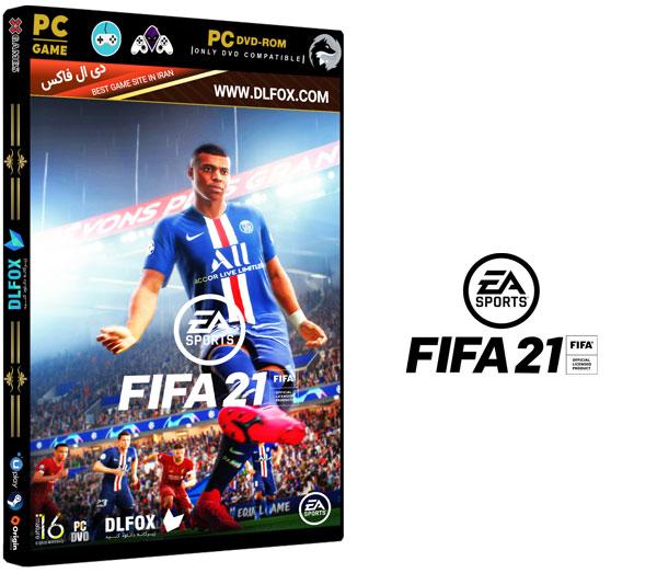 دانلود نسخه فشرده بازی FIFA 21 برای PS4
