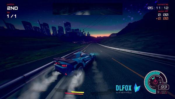 دانلود نسخه فشرده بازی INERTIAL DRIFT برای PC