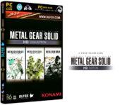 دانلود نسخه فشرده بازی METAL GEAR SOLID COLLECTION برای PC