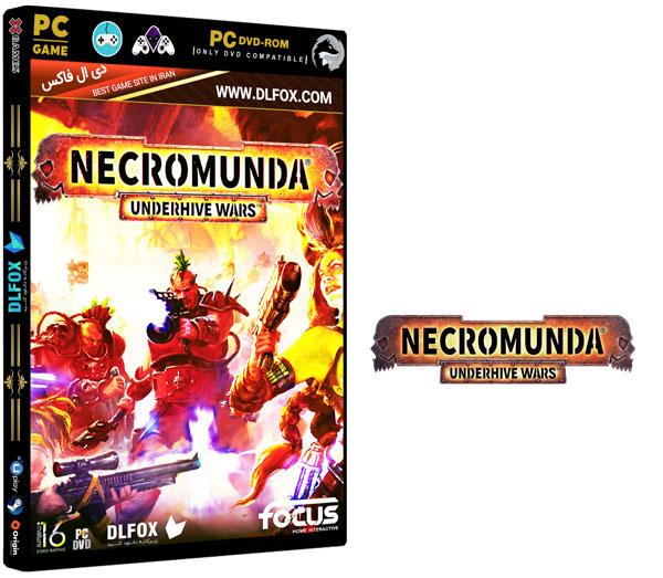 دانلود نسخه فشرده بازی Necromunda: Underhive Wars برای PC