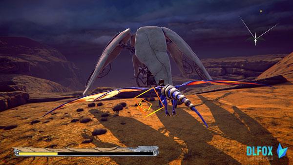 دانلود نسخه فشرده بازی Panzer Dragoon: Remake برای PC