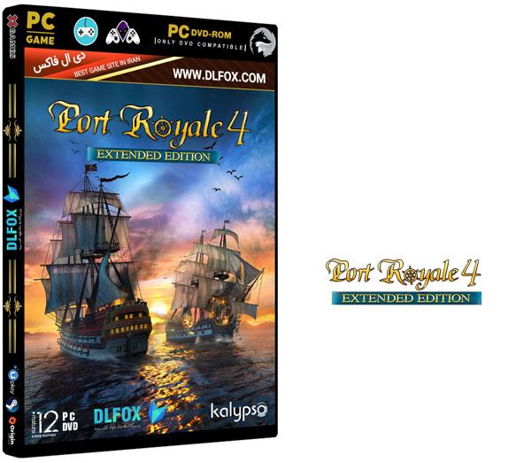 دانلود نسخه فشرده بازی Port Royale 4 برای PC