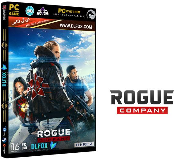 دانلود نسخه نهایی فشرده بازی Rogue Company برای PC