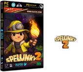 دانلود نسخه فشرده بازی SPELUNKY 2 برای PC
