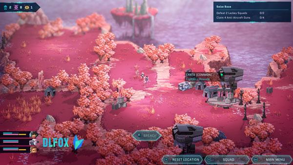 دانلود نسخه فشرده بازی Star Renegades برای PC
