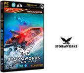 دانلود نسخه فشرده بازی Stormworks: Build and Rescue برای PC