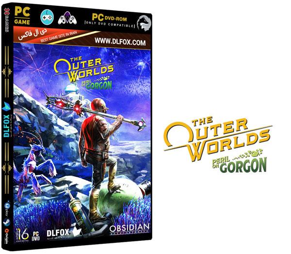 دانلود نسخه فشرده بازی The Outer Worlds: Peril on Gorgon برای PC