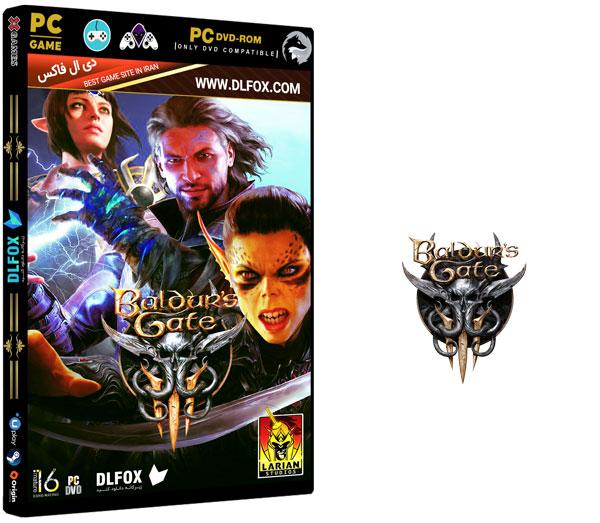 دانلود نسخه فشرده بازی Baldurs Gate 3 برای PC