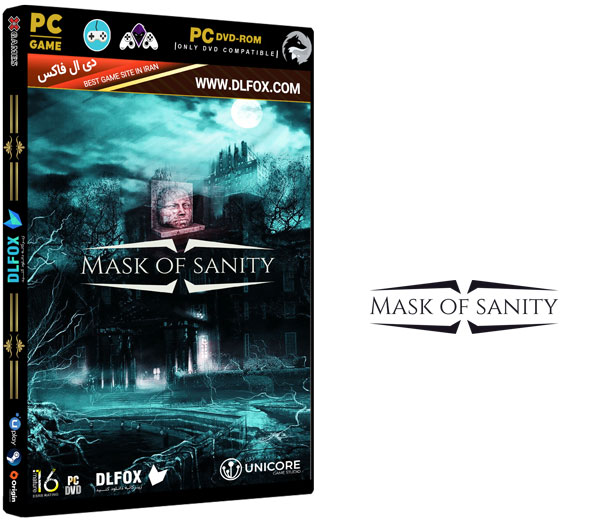 دانلود نسخه فشرده بازی Mask of Sanity برای PC