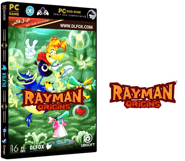 دانلود نسخه فشرده بازی Rayman Origins برای PC