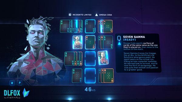 دانلود نسخه فشرده بازی The Solitaire Conspiracy برای PC
