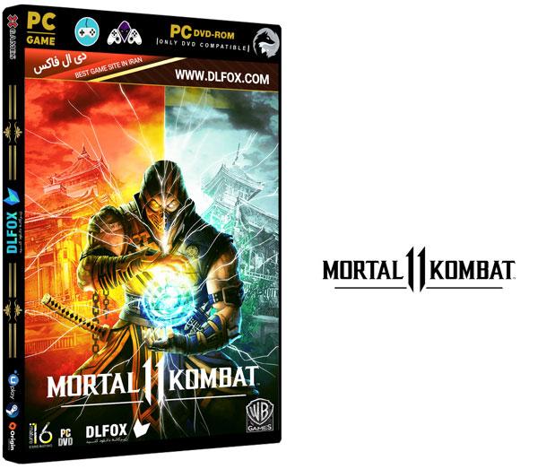 دانلود نسخه فشرده FitGirl بازی MK11 – Premium Edition برای PC