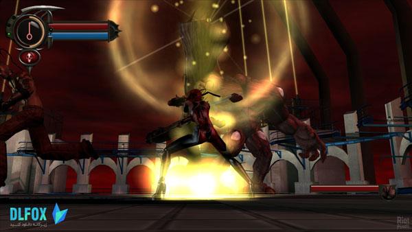 دانلود نسخه فشرده بازی BloodRayne 2 – Terminal Cut برای PC