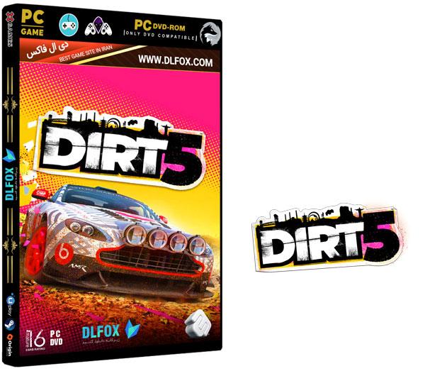 دانلود نسخه فشرده بازی Dirt 5 برای PS4