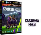 دانلود نسخه فشرده بازی Football Manager 2021 برای PC