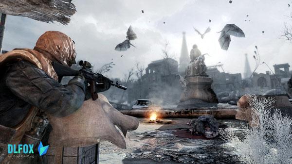 دانلود دوبله فارسی بازی Metro 2033 برای PS4