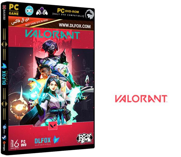 دانلود نسخه فشرده بازی VALORANT برای PC