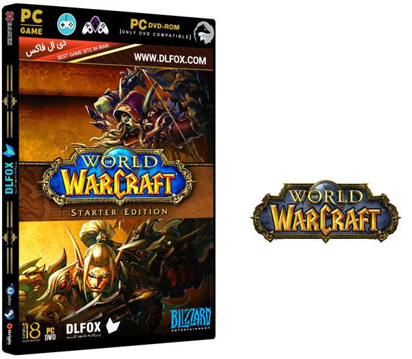 دانلود نسخه آنلاین بازی WORLD OF WARCRAFT STARTER EDITION برای PC
