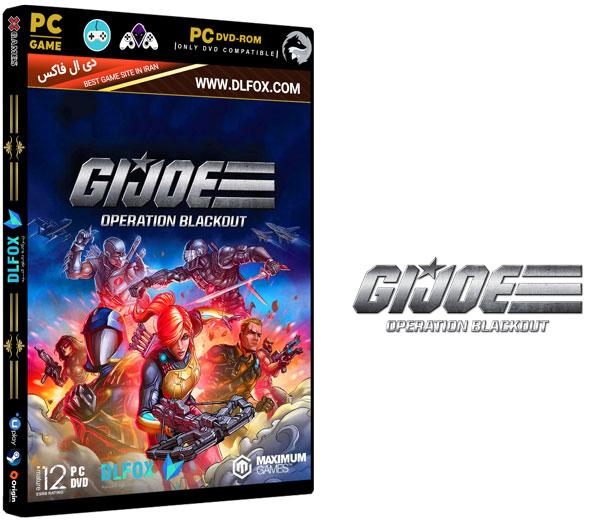 دانلود نسخه فشرده بازی G.I. Joe: Operation Blackout برای PC