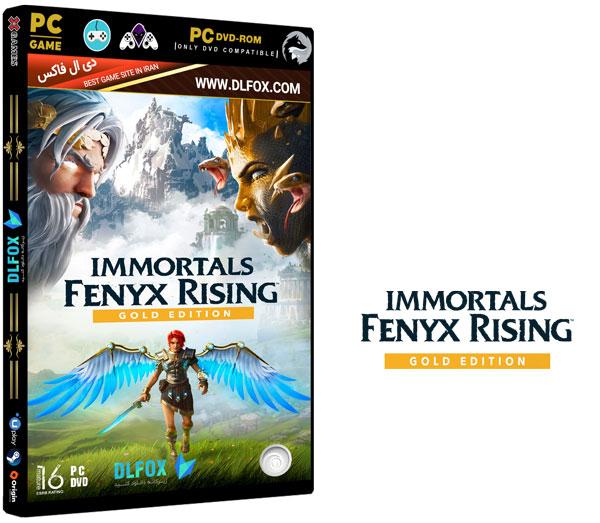 دانلود نسخه فشرده بازی Immortals Fenyx Rising برای PC