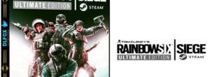 دانلود نسخه STEAM بازی TOM CLANCYS RAINBOW SIX SIEGE برای PC