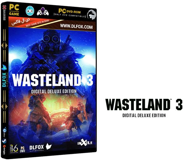 دانلود نسخه فشرده بازی WASTELAND 3: DIGITAL DELUXE EDITION برای PC