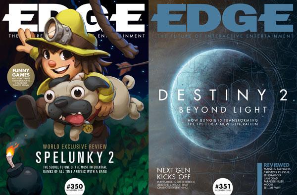 دانلود کالکشن کامل مجله Edge