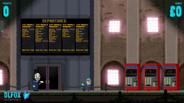 دانلود نسخه فشرده بازی Horace برای PC