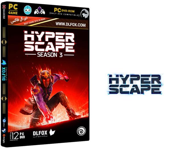 دانلود نسخه فشرده بازی Hyper Scape برای PC