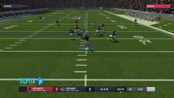 دانلود نسخه فشرده بازی Doug Fluties Maximum Football 2020 برای PC
