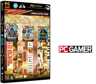 دانلود کالکشن کامل مجله PC Gamer UK