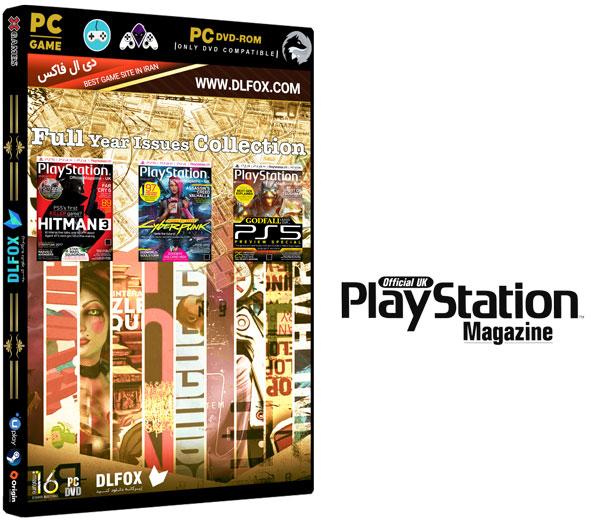 دانلود کالکشن کامل مجله PlayStation Official Magazine UK