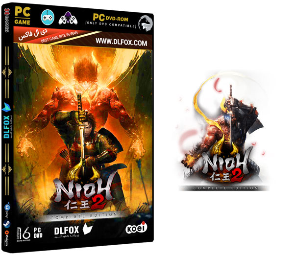 دانلود نسخه فشرده بازی Nioh 2 – The Complete Edition برای PC