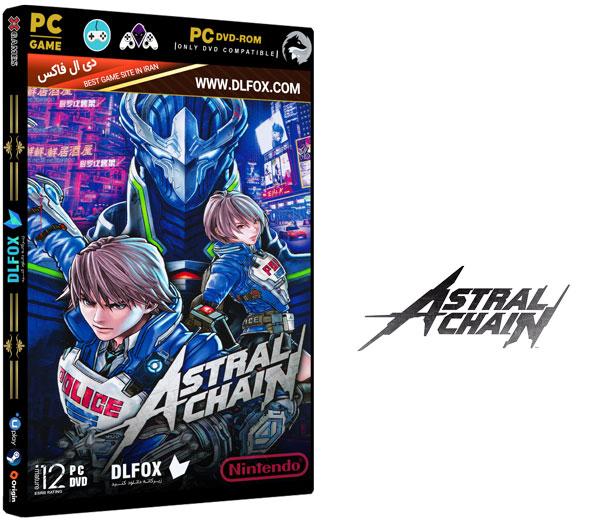 دانلود نسخه فشرده بازی ASTRAL CHAIN برای PC