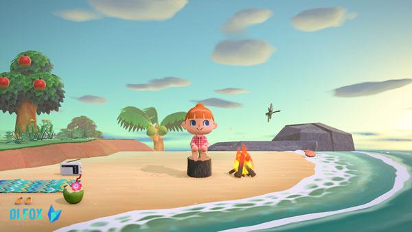 دانلود نسخه فشرده بازی ANIMAL CROSSING: NEW HORIZONS برای PC