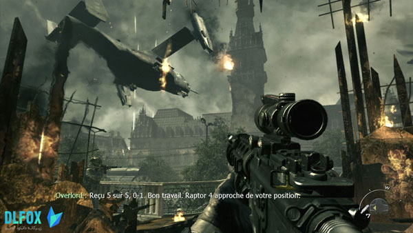 دانلود نسخه فشرده بازی CoD: Modern Warfare 3 برای PC