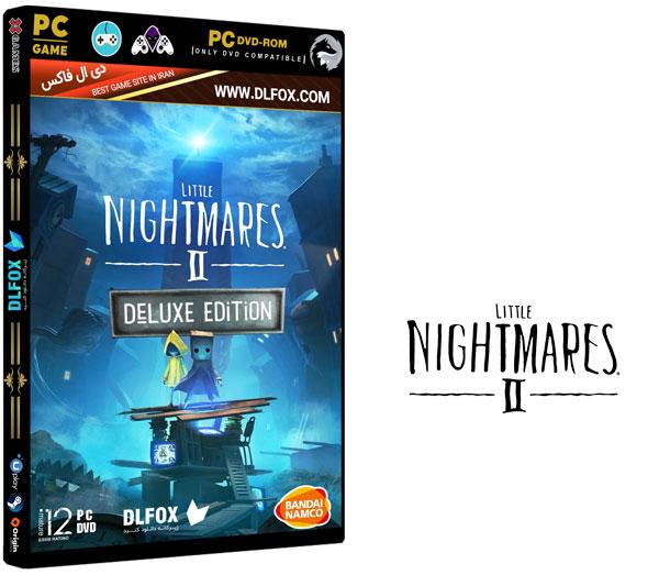 دانلود نسخه فشرده بازی Little Nightmares II برای PS4